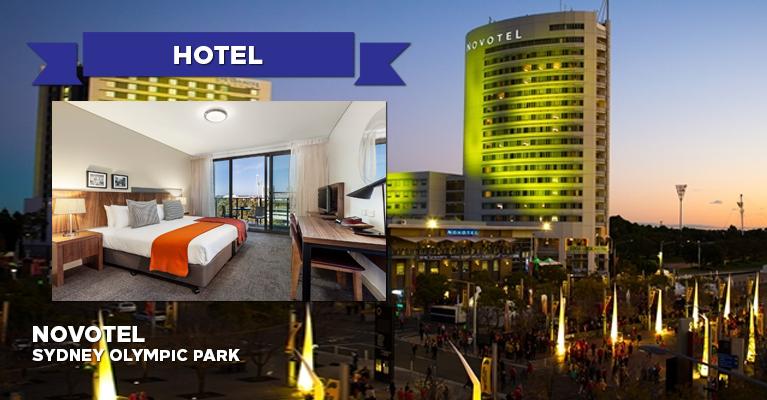 Techspo Australia Hotel
