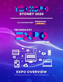 TECHSPO Sydney Brochure